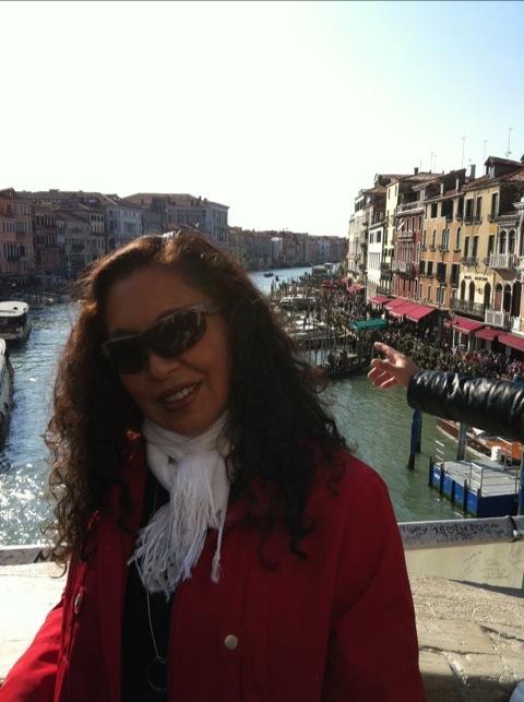 I Venedig. Vilar efter Venedig Marathon