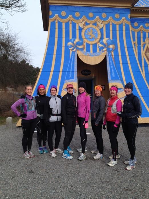 Tjejmarathon-gänget