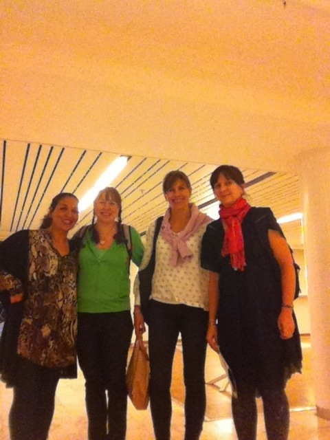 Jag, Sirpa, Anna och Magda